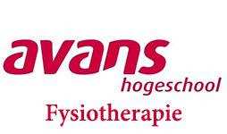 Logo Avans hogeschool Fystiotherapie