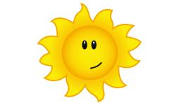 het Zonnetje, Logo DapperDagboek