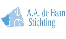 Logo A.A. de Haanstichting